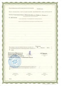 Лицензия черный лом стр. 2